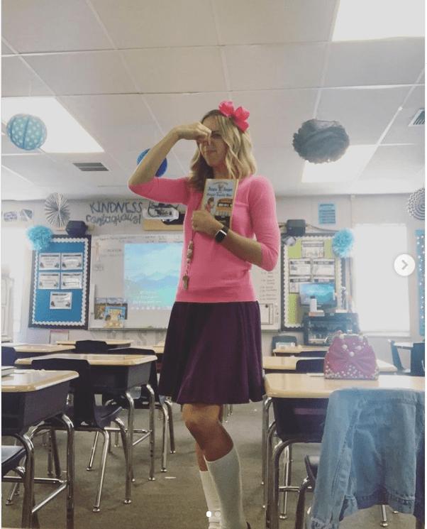 haziran b jones sınıf kostümü