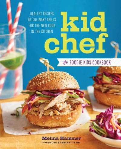 Kid Chef book cover -- nonfiction for reluctant readers