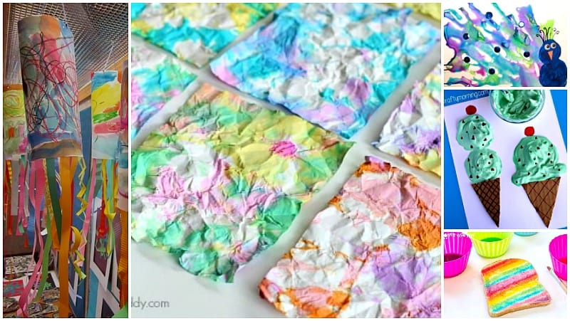 20 of the Best Kindergarten Art Projects for Your Classroom