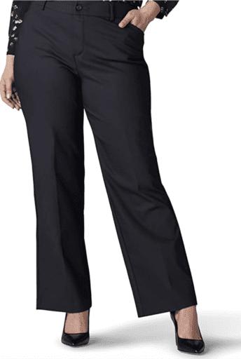 Lee's womens plus size flex pants