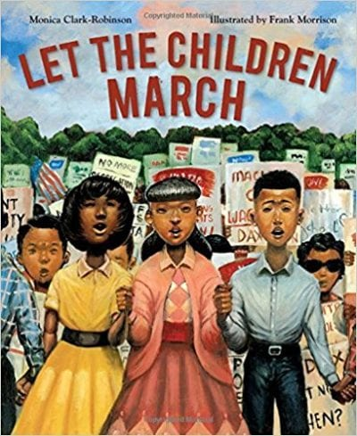 Book cover for Let the Children March