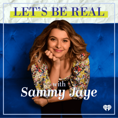 Let's Be Real With Sammy Jaye podcast logo