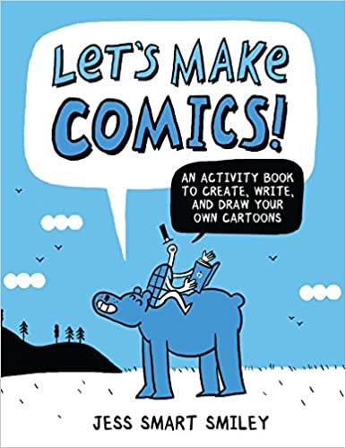 Book cover for Let's Make Comics