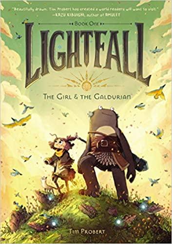 Book cover for Lightfall