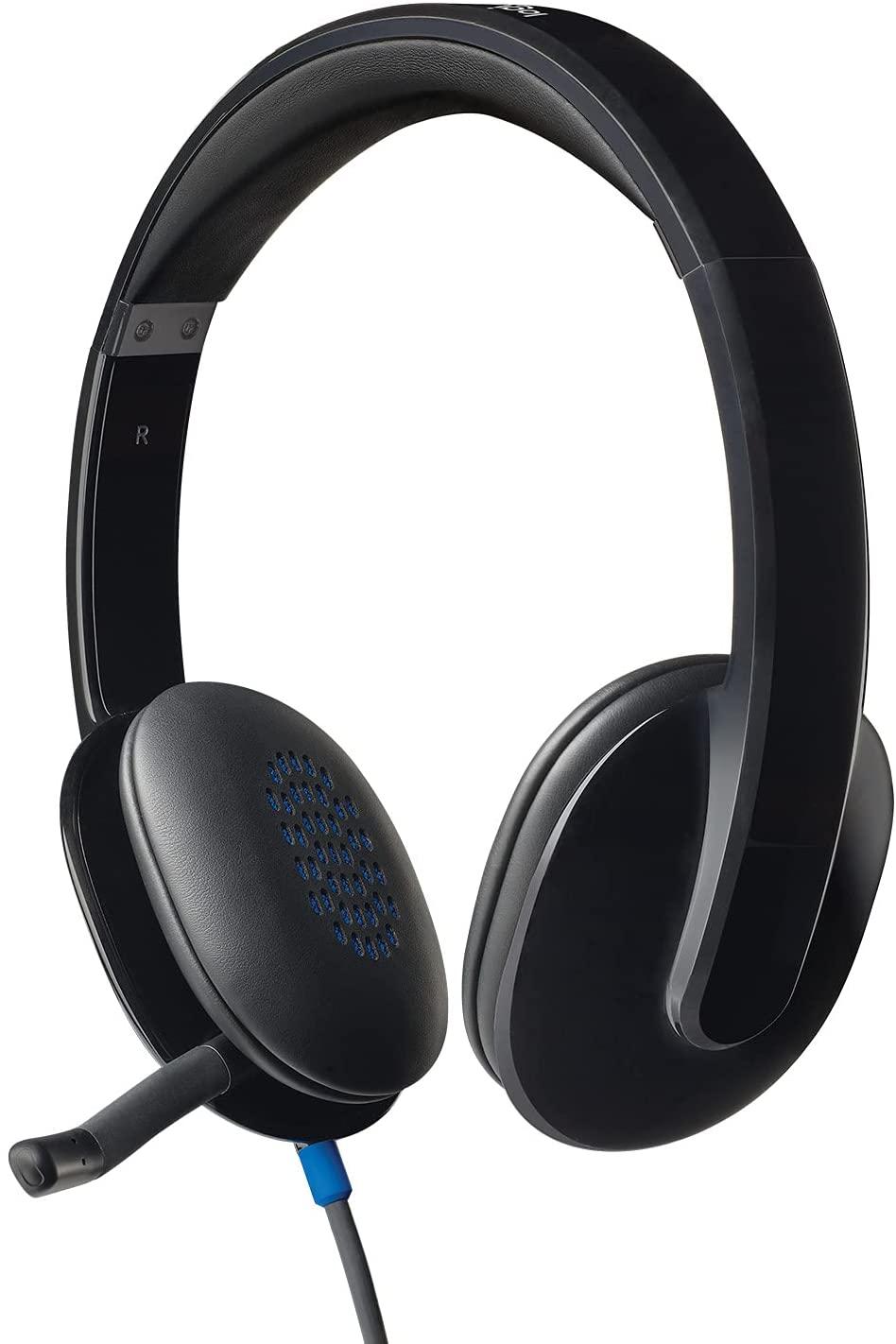 still of Logitech H540 headset