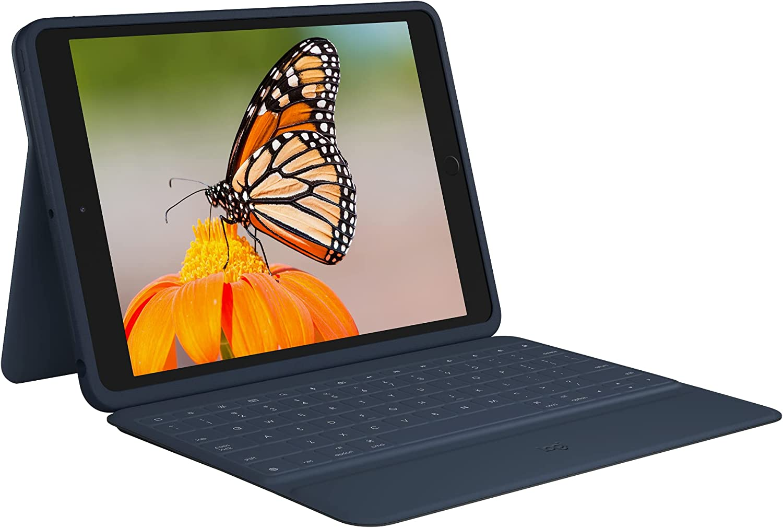 Logitech Rugged Combo 3 keyboard case for iPad