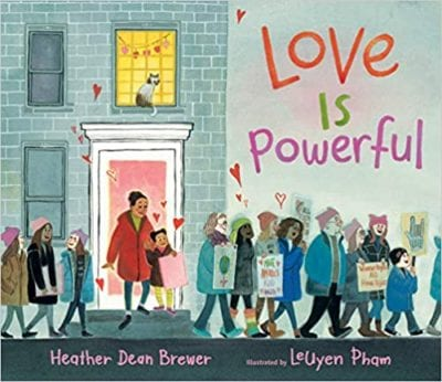Love is Powerful book cover