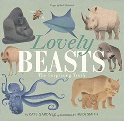 3rd Grade Books - Lovely Beasts