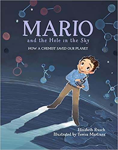 Book cover for Mario and the Hole in the Sky