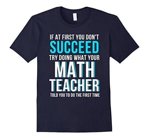 2f3dc38d6cc 32 Awesome T-Shirts For Teachers You Can Buy (on Amazon)