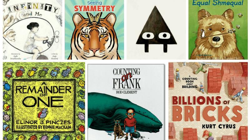16 Picture Books About Math To Inspire Curious Kids Weareteachers