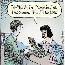 Cheesy math jokes