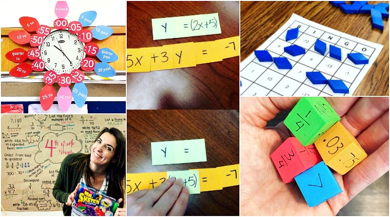 Classroom Math Hacks You're Going to Want to Try
