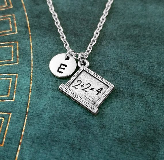 math-necklace