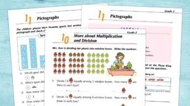 image of grade 1-3 math worksheets complete math success