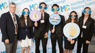 MathWorks Math Modeling Challenge