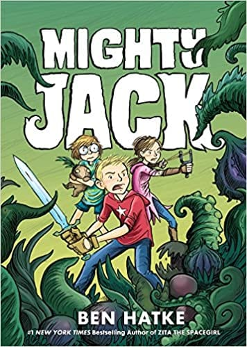 Book cover for Mighty Jack Book 1