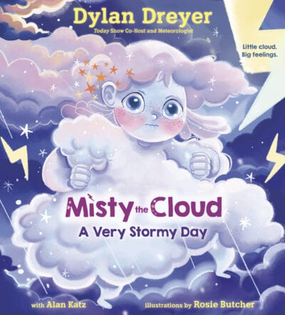 Misty the Cloud book cover