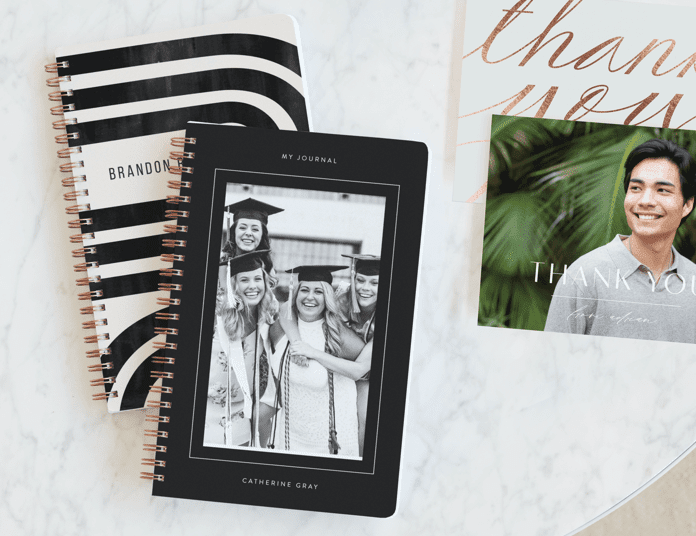 Custom planner -- best graduation gifts for students