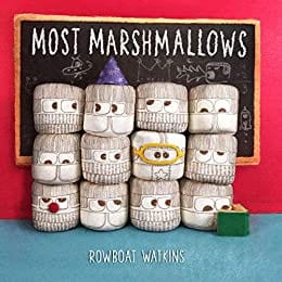 Most marshmallows book cover