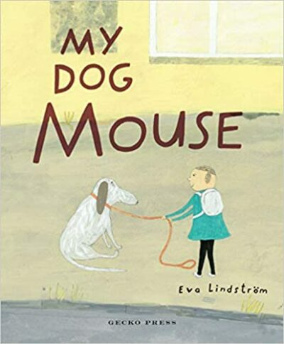 Book cover for My Dog Mouse