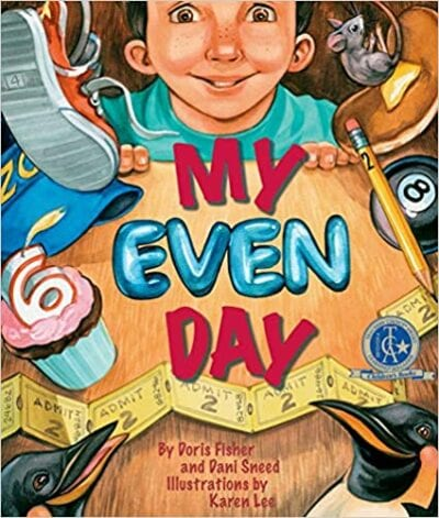 Book cover for My Even Day