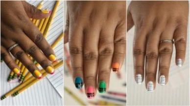 Best Teacher Nail Art Designs
