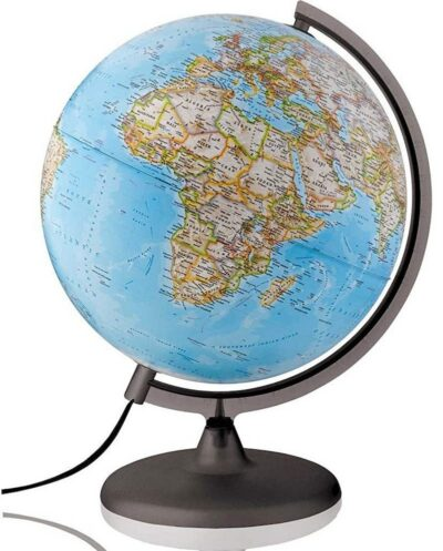 National Geographic Classic Reference Illuminated Globe