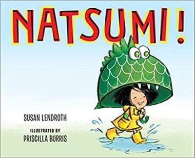 Natsumi Children Book