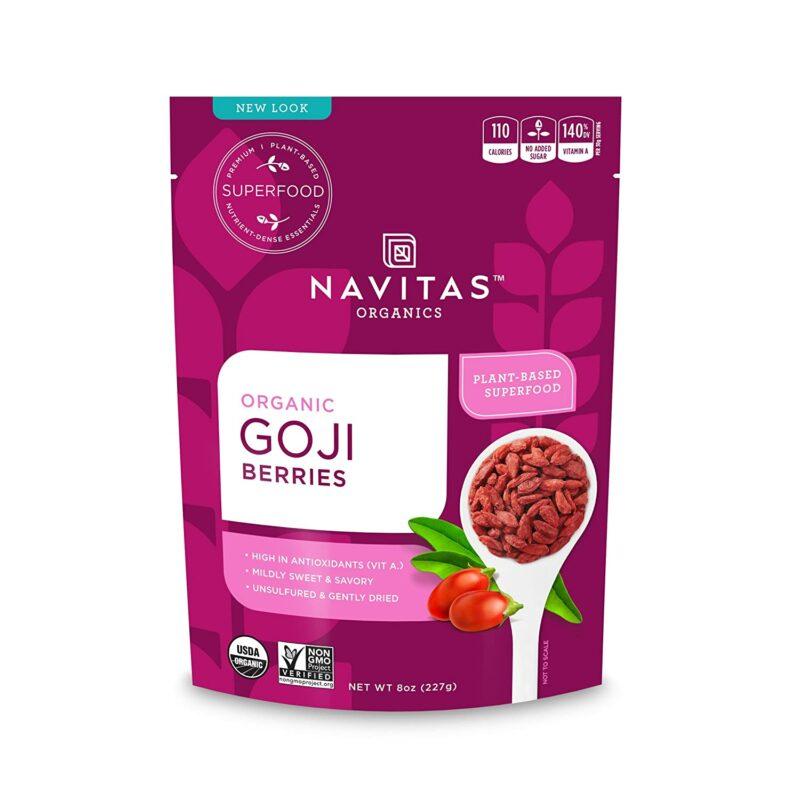 Navitas Organics Goji Meyveleri