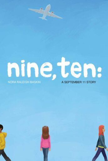 Nine, Ten a September 11th story book cover