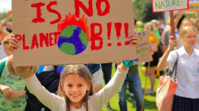 Global-Climate-Change-Sign