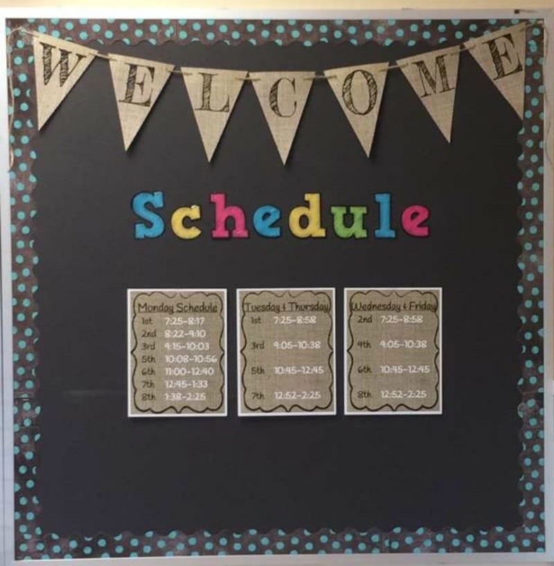 DIY for the classroom