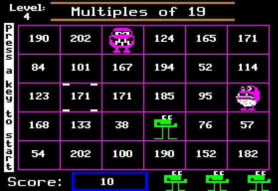 Retro_Computer_Games_Number_Munchers