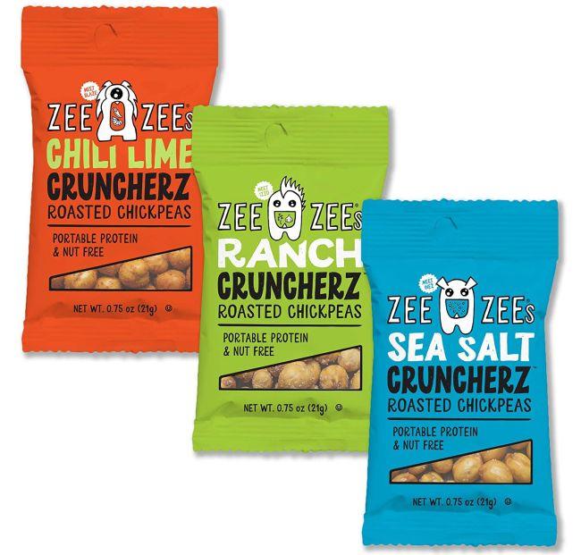 Zee Zee's Cruncherz Roasted Chickpeas