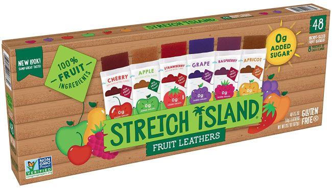 Stretch Island Fruit Leather snacks