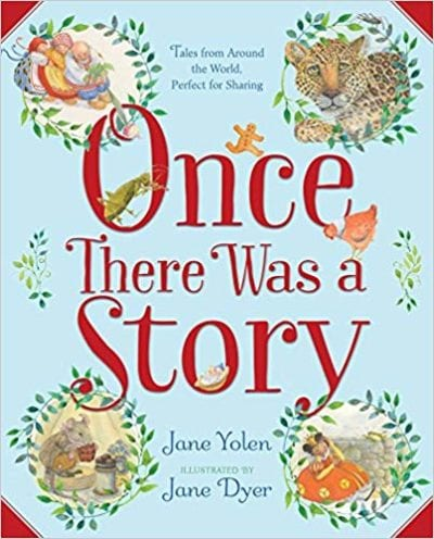 3rd Grade Books - Once there was a Story
