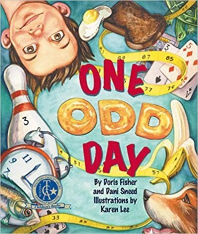 Book cover for One Odd Day