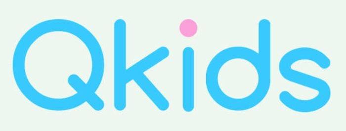 Qkids logo (Online Tutoring Jobs)