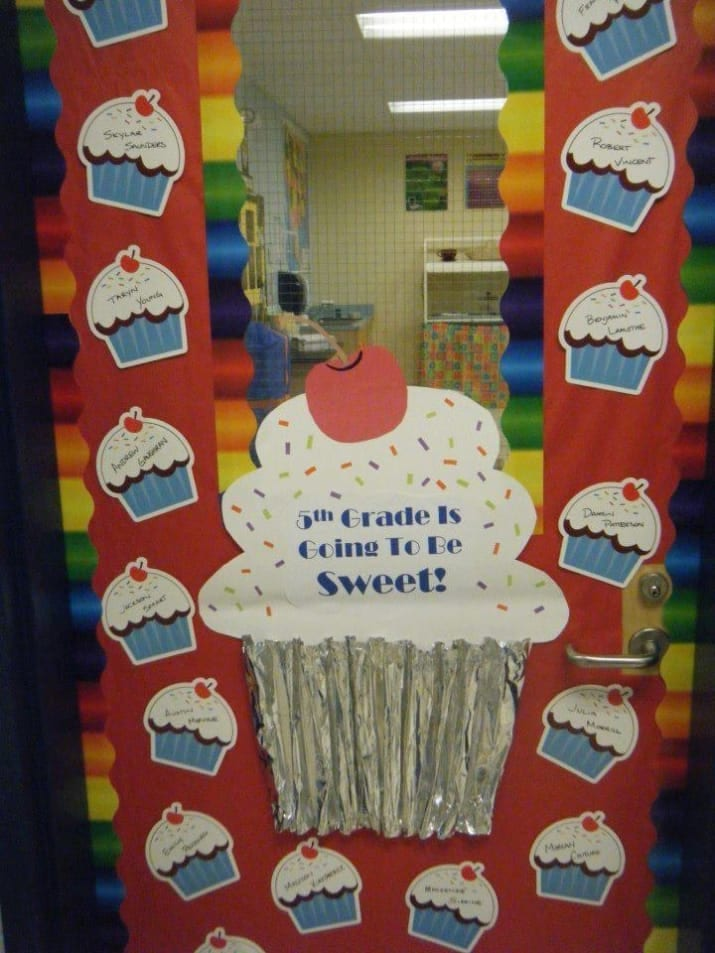 Awesome Classroom Doors For Back-To-School