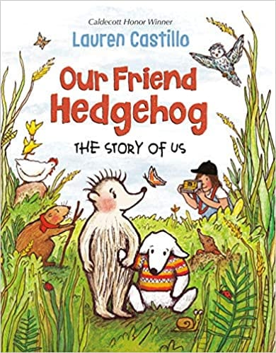 Book cover for Our Friend Hedgehog