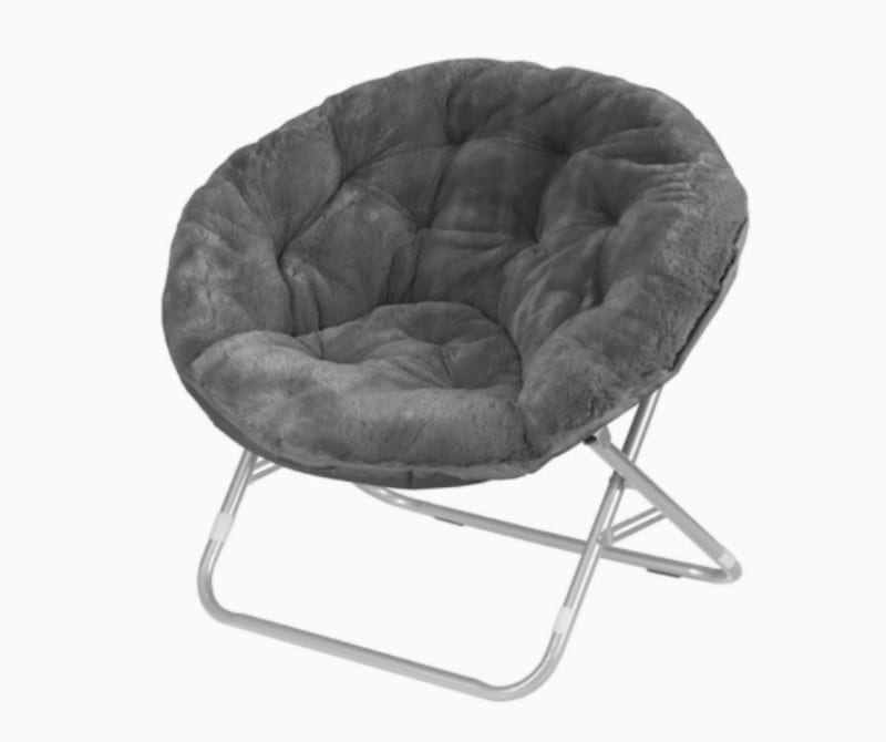 Comfy reading spots papasan chair