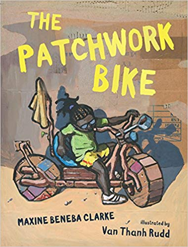 Best Second Grade Books - The Patchwork Bike