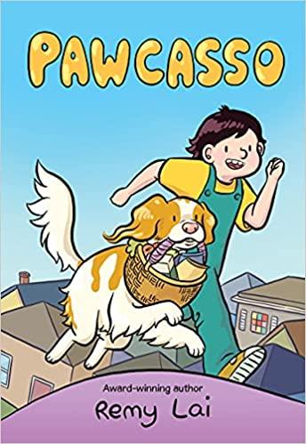 Book cover for Pawcasso