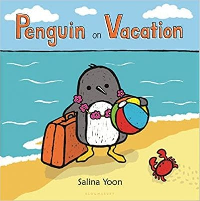 Penguins on Vacation Book Series