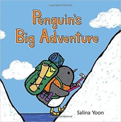 Penguins Big Adventure Book Series