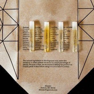 Perfume gift idea