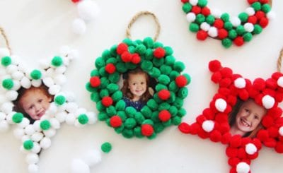 Easy Hanukkah And Christmas Crafts For Kids To Do In The