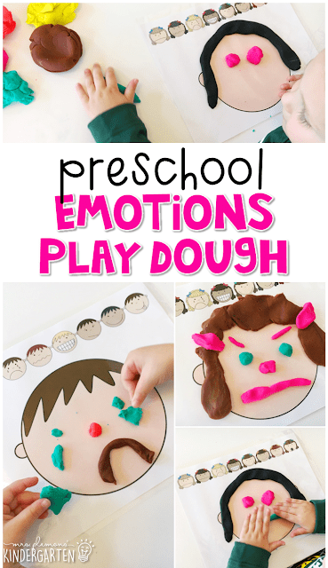 Preschool SEL activities