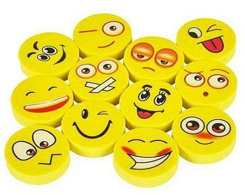18 must have items for an emoji classroom theme